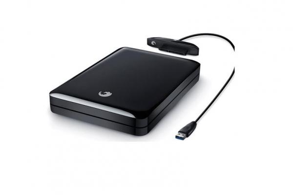 Box HDD SEAGATE 2.5 laptop usb SATA 3.0